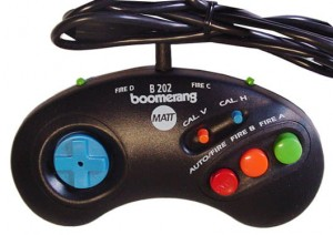 Joypad BOOMERANG B202P (do PC) -  OKAZJA!
