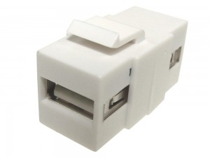 Adapter Keystone USB 2.0 A-A