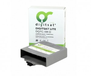 DIGITSAT LITE DQTC-104 O sumator do quada zew.