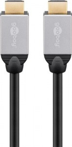 Kabel HDMI 2.0 Goobay Plus 4K 50/60Hz 5m