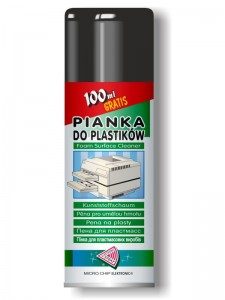 Pianka do plastików 400ml - ART.008