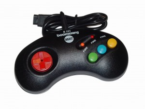 Joypad BOOMERANG B101P (do Amiga, Atari, Commodore)